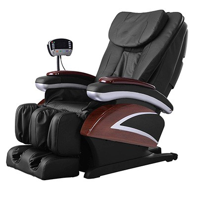 1. BestMassage Electric Massage Chair with Built-in Heat Therapy