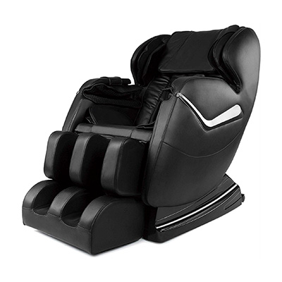 6. Real Relax Massage Chair with Heat and Foot Rollers