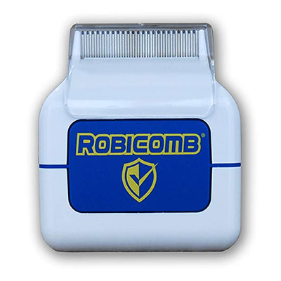 9. LiceGuard RobiComb Electric Head Lice Comb
