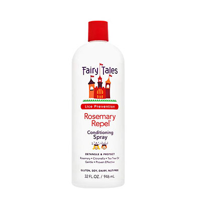 10. Fairy Tales Rosemary Kid Conditioning Spray