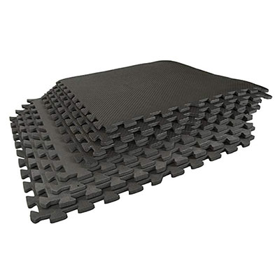 2. Best Step Interlocking Comfort Flooring, 8 pack