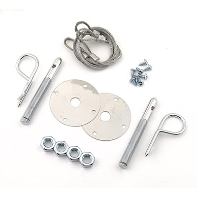 8. Mr. Gasket 1616 Competition Hood Pin Kit