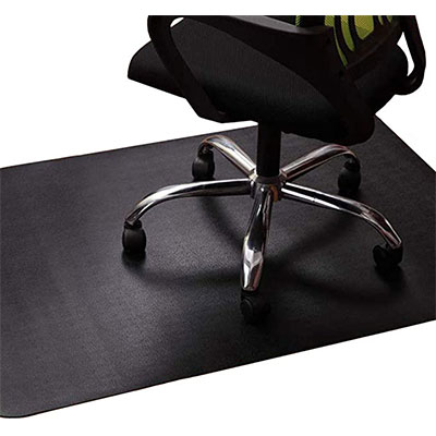 4. Office Chair Mat by Lesonic