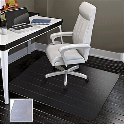 2. Large Office Chair Mat by SHAREWIN