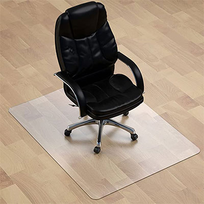 5. Thickest Chair Mat by MuArts