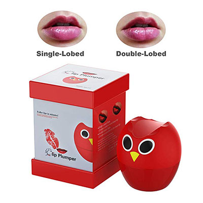 2. Lip Plumper Device by Fofashion (Owl color)