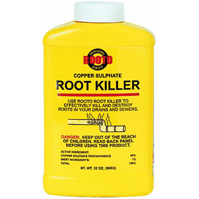 6. Rooto Corp. 1185 Root Killer 2 lb