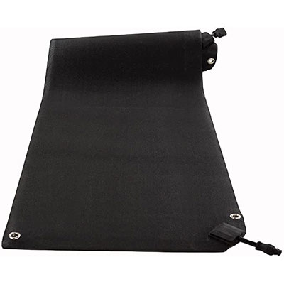 10. HeatTrak Heated Snow Melting Walkway Mat