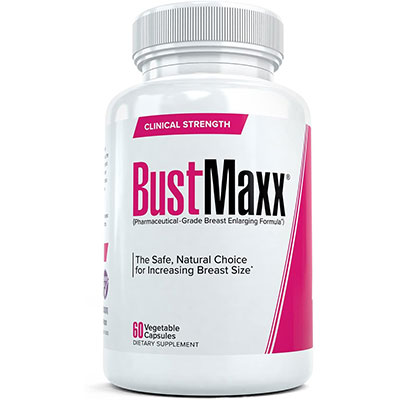 10. Bustmaxx: Most Trusted Breast Enhancement Pills
