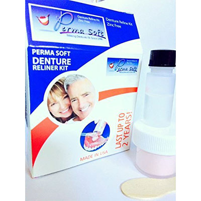 5. Perma Soft Denture Reliner - 1 Kit