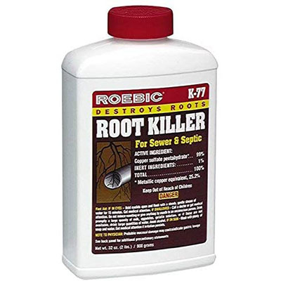 2. Root Killer by Roebic