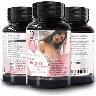 4. Pueraria Mirifica Capsules Breast by Herbal Remedy