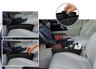 Best Car Seat Gap Fillers