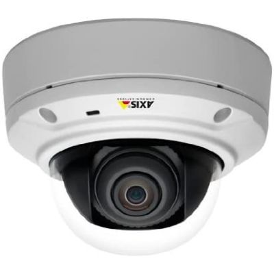 3. Axis 0547-001 M3026-VE Outdoor Fixed Dome Camera Review