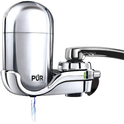10. PUR FM-3700 Advanced Faucet Water Filtration System