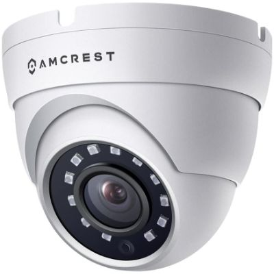 4. Amcrest 1080P 1920TVL Outdoor Security Camera Review