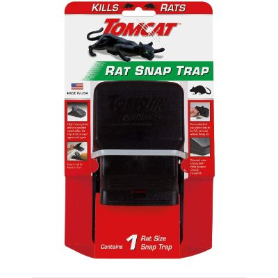 6. Tomcat Rat Snap Trap