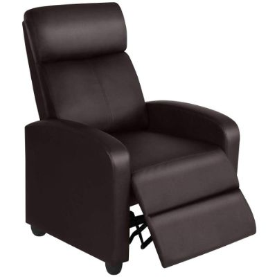 9. Yaheetech Modern Recliner Chair Review