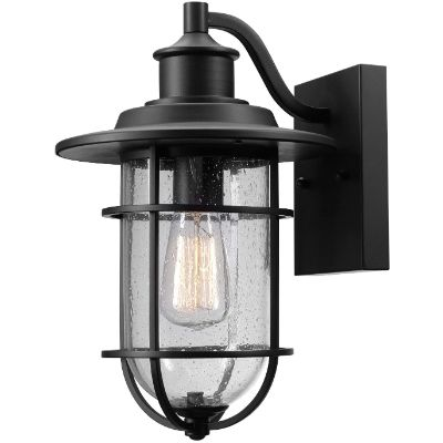 9. Globe Electric 44094 Turner 1-Light Review