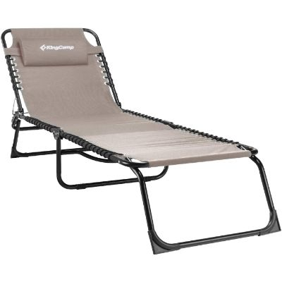 5. KingCamp Chaise Lounge Chairs
