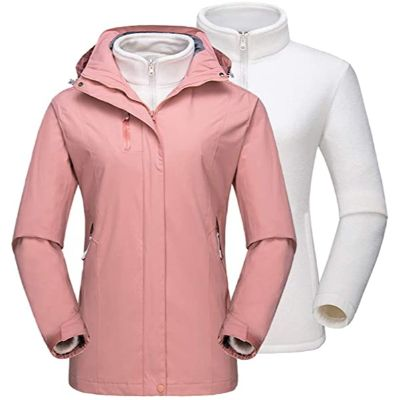 1. NOVMAY Women's Mountain Ski Jacket