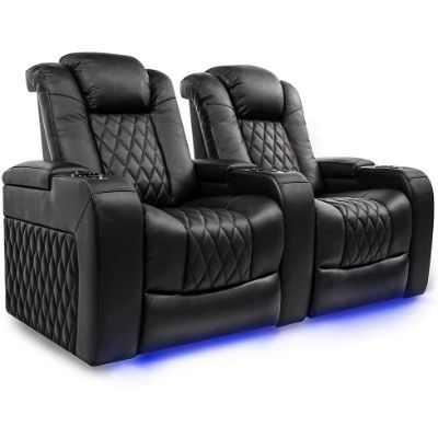 2. Valencia Tuscany Home Theater Seating Review