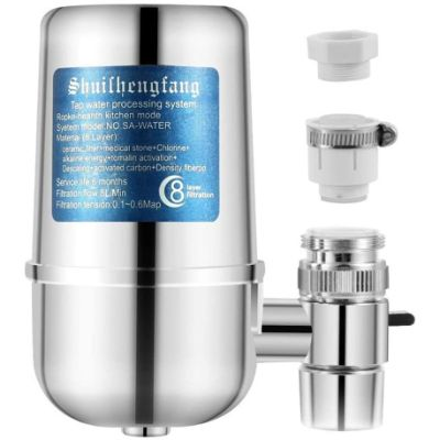 5. Hima Tap Water Purifier, 8-Layer Purification by Unknown