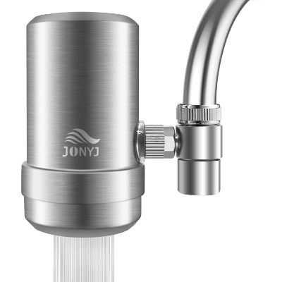 9. JONYJ Faucet Water Faucet Filtration System