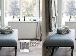 Best Bathroom Space Heater