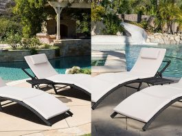 Best Outdoor Chaise Lounge Chair