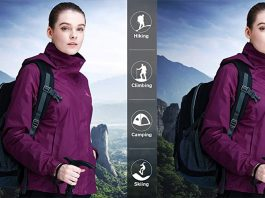 Best Three In One Jackets for Women