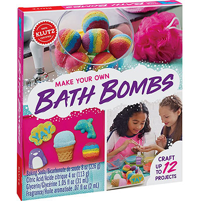 6. Klutz Make Your Own Bombs Craft