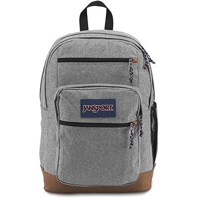 5. JanSport Cool Student 15-inch Laptop Backpack