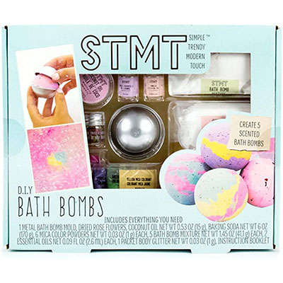 3. STMT D.I.Y. Bath Bombs Kit