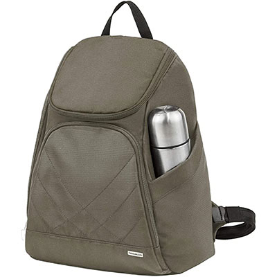 4. Travelon Anti-Theft Classic Backpack