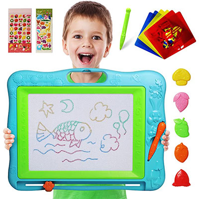 8. Gamenote Extra Large Magnetic Drawing Board