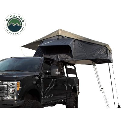 7. Overland Vehicle Systems Nomadic 4 Extended Roof Top Tent