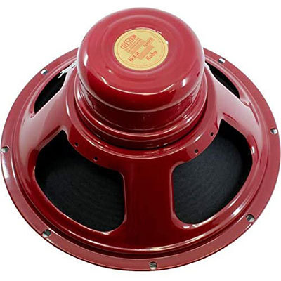3. Celestion Ruby 12 Inches 35-Watt Alnico Replacement Guitar Speaker