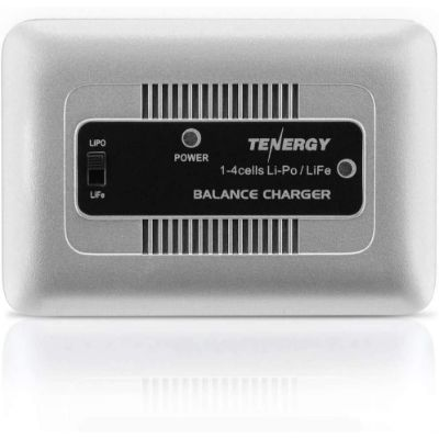 3. Tenergy 1-4 Cells Li-Po/Li-Fe Balance Charger (TN267)