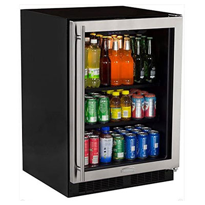 4. Marvel ML24BCG0RS Beverage Center