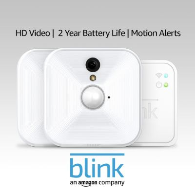 1. Blink Indoor Home Security Camera System