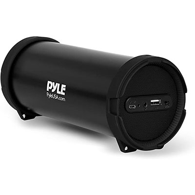4. Pyle PBMSPG6 Boombox Home Speaker Stereo System