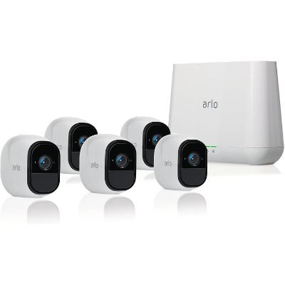 3. Arlo Pro - Wireless (VMS4530) Security Camera System
