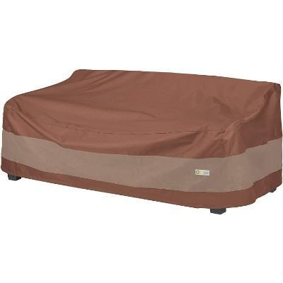 4. Duck Covers Waterproof Patio Sofa Cover,104 Inch