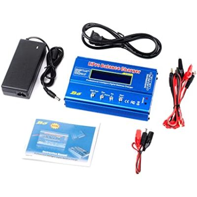 4. FCONEGY B6 Lipo Battery Balance Charger