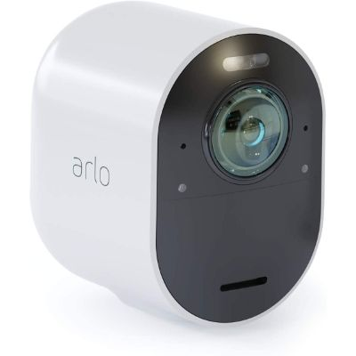 6. Arlo Ultra Home 4K UHD Wire-Free Security Camera System