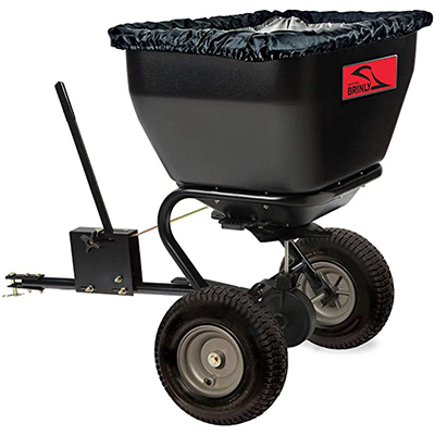 7. Brinly BS36BH Broadcast Spreader