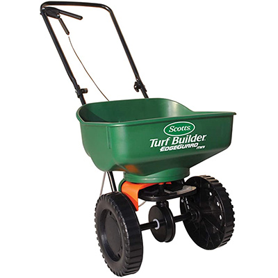 10. Scotts Turf Builder EdgeGuard Spreader