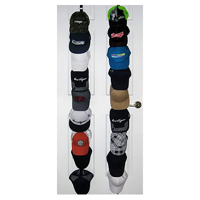 3. ActiveFit Apparel Sports Ballcap Hat Rack Storage
