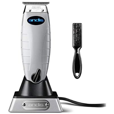 1. Andis Cordless T-Outliner with BeauWis Blade Brush